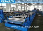 High Precision Floor Deck Roll Forming Machine Custom Composite forge Steel