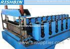 Composite Steel Floor Deck Roll Forming Equipment with Manual Decoiler
