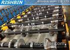 Wide Span IBR Roof Panel Roll Forming Machinery with 70 mm Shaft Diameter