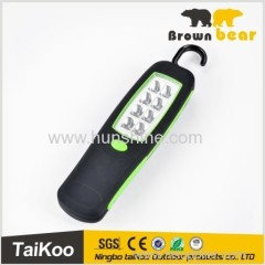 new style factory price 8 smd leds 3*AA battery portable led work light
