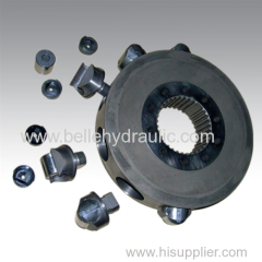 Rexroth PLM-9 Radial piston motor parts