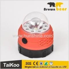 fashionable round led work lamp with 11leds