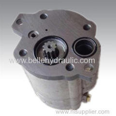 Uchida AP2D25 gear pump made in Korea