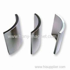 N50 arc power neodymium generator magnet