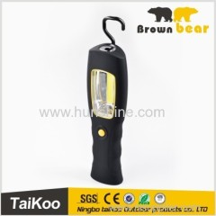 4w fashionable and portable rechargeable cob led work light