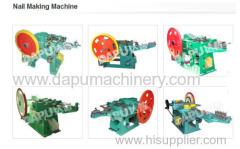 New Generation Automatic Nail Making Machine, Good Quality Nail Making Machine, Low Noise Nail Making Machine