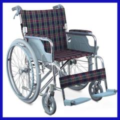 Electroplating Manual Aluminum wheelchair