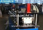 Wall Angle & Omega Profile Roll Forming Machine with 10 - 15 m / min Forming Speed