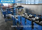 Roof Batten OMEGA Shape Steel Frame Roll Forming Machine with 5.5 KW Main Power