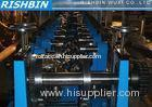 20 KW Quick Interchangeable C / Z Purlin Roll Forming Machine for Cee Zee Purlins