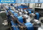 Interchangeable C Z Purlin Roll Forming Machine 1.5 - 3.0 mm Material Thickness