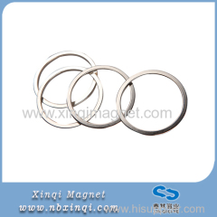 Neodymium Iron Boron ring rare earth magnets
