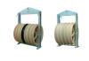 660 Large Diameter Nylon Stringing Block / Stringing Pulley