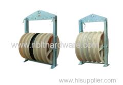 660 Large Diameter Nylon Stringing Block / Stringing Pulley