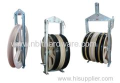 1040 Large Diameter Nylon Stringing Block / Stringing Pulley