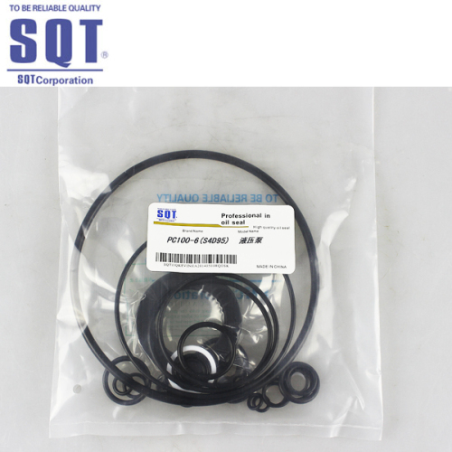 SK120-5 Hydraulic Pump Seal Kits