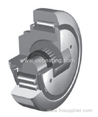 Combined Bearing For Inclined Steel Section