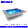8inch industrial fanless tablet pc with N2600/2GB/32GB SSD RS232*3/USB*4/LAN*2