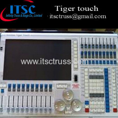 Updated lighting controller Tiger Touch