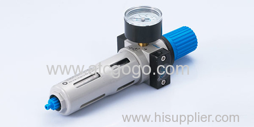 Pneumatic air water filter Auto drain 1/4 3/8 inch MIDI type air source treatment units Festo type