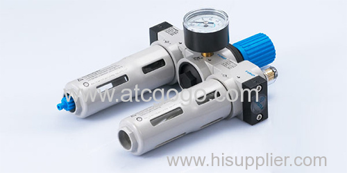 Festo type air filter regulator series air unit mini mid max Zinc Alloy or Aluminum Alloy