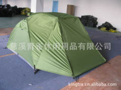 High quality tent for three people