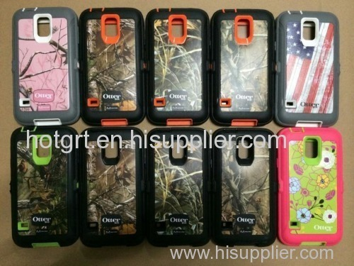 uk availability d28d1 049ba Camo OtterBox Defender Case for Samsung Note 3 phones with high ...