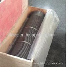 High quality stainless steel oil filter