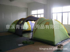 The wild group camping tents Ten people tent