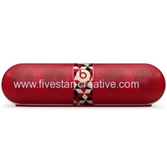 Beats Pill 2.0 by Dr.Dre X Barry Mcgee Special Edition Portable Speakers China Suppliers