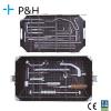 Humeral Interlocking Nail Instrument Set Trauma Orthopaedic Medical Implant Stainless Steel Instrument Box