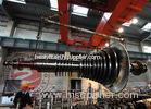 ASTM EN DIN Ateam Turbine Rotor Forginge Main Shaft 12000mm , 25Cr2Ni4MoV 30CrNi4Mo