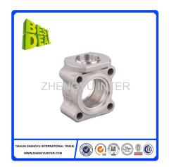 Crey iron cast valve bodies casting parts manufacturer