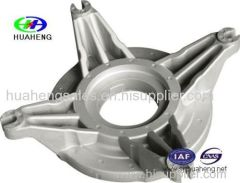 al gravity cast impeller