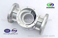 pump body cast part oem china factory