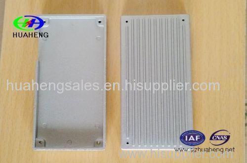 aluminum die cast cooling plate