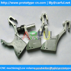 2015 high quality custom cnc machining motorcycle precision parts