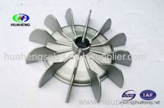 al cast cooling fan made in china