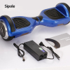 264Wh Two wheels Self Balancing Smart Electric Scooter with 20KM Travel Distance Walking Robot 2 wheel
