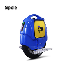 174Wh 25KM Single wheel Self Balance Unicycle Electric Scooter with Fashion Flash led