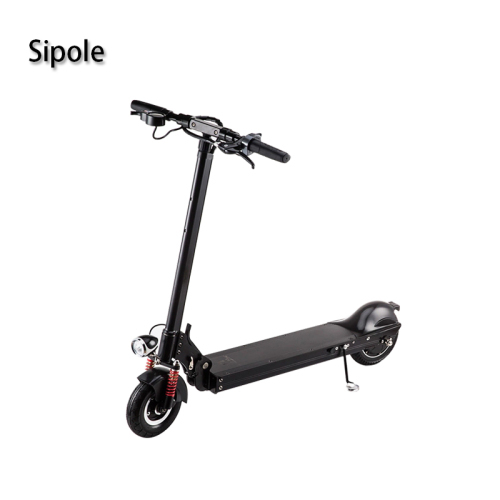 374Wh 45KM Folding Self Balance Electric Scooter with Led bright lights and car horns