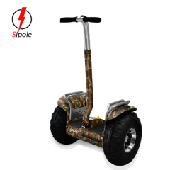 King of off-road Two wheels Self Balancing Smart Electric Scooter with 25KM Travel Distance Walking Robot 2 wheel