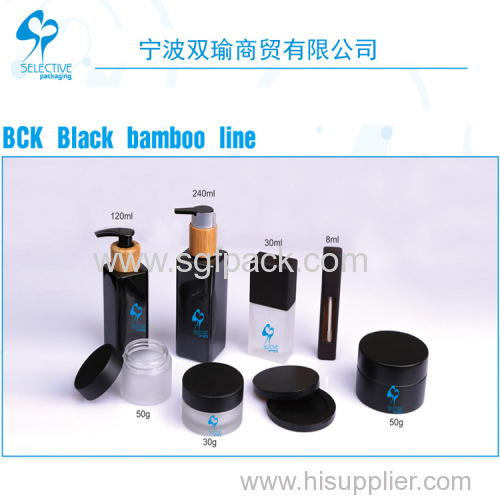 BCK Black bamboo line