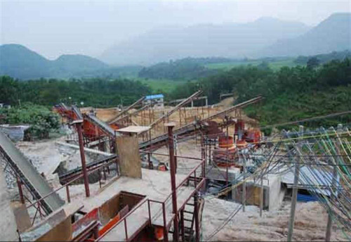 Hongji Clay Ceramsite Production Line on sale