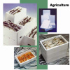 eps fish box with eps mould by eps shape moulding machine Thermo Box for Fruits & Vegetables
