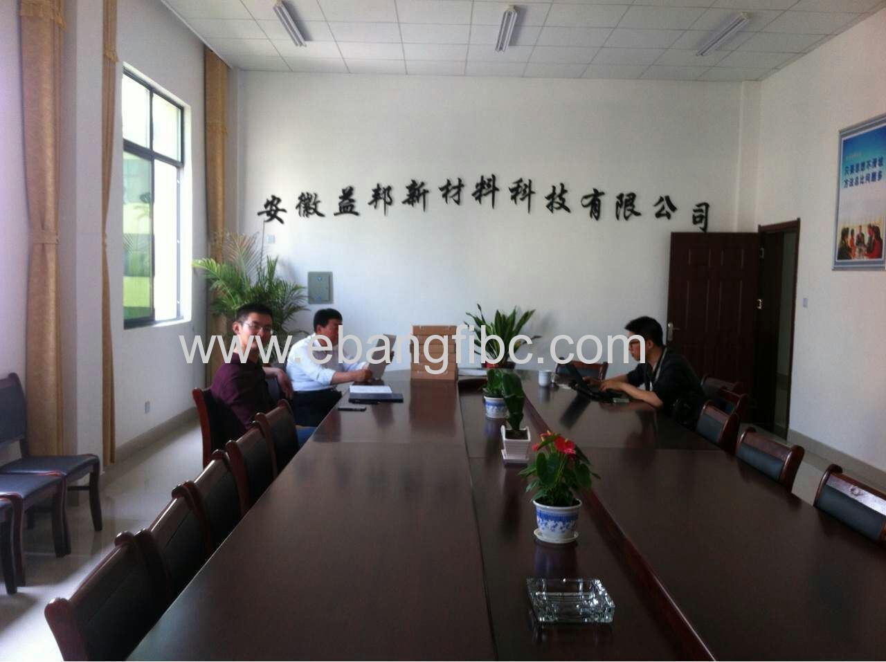 Ebang-FIBC SGS certification verifying