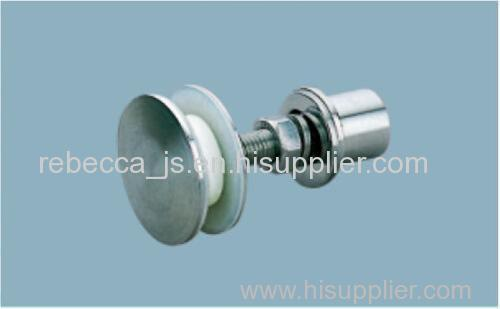 Stainless steel routel (Flat type) for point-fixed glass curtain wall