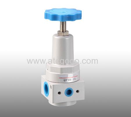 High Pressure Regulator Valve With Pressure Guage 0 35bar