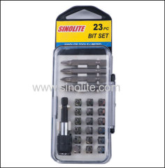 23pcs: Magnetic nut set