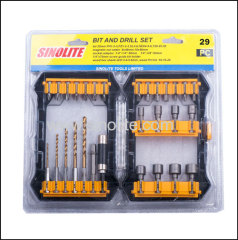 29...pcs: Magnetic nut set